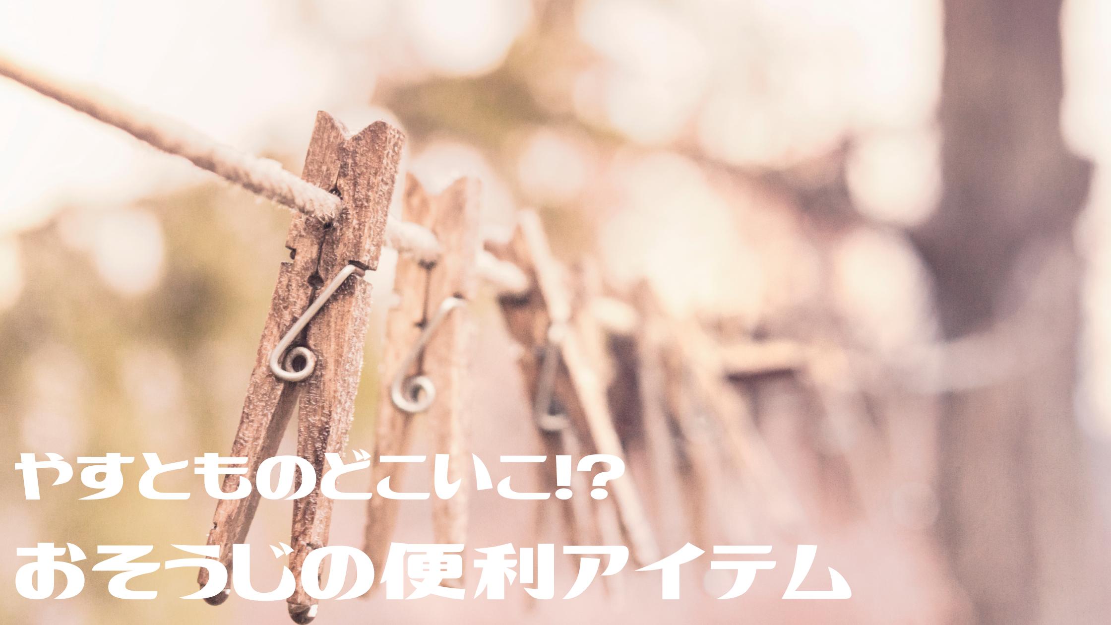 掃除グッズ【マスク専用洗剤】おそうじ便利アイテム