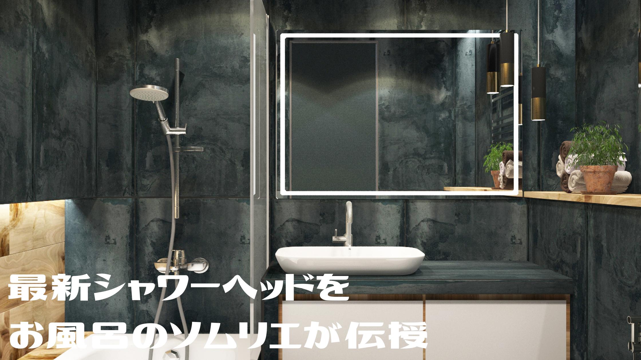 【櫻井・有吉THE夜会SP】『毛穴の汚れまで落とす』『強めの水圧』『ロールスロイスと呼ばれる』最新シャワーヘッド